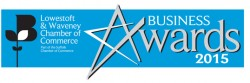 LT & Waveney Chamber Awards logo 2015