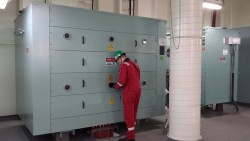Safe Infrared Transformer inspections with CorDEX infrared windows