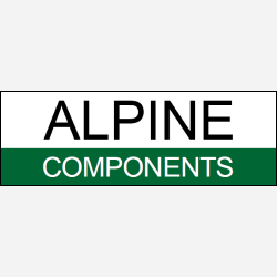 alpine components logo