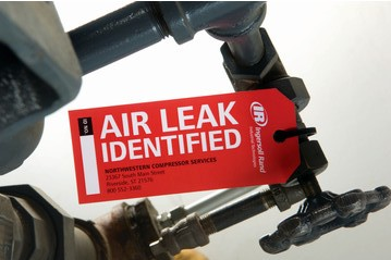 Geo Therm Ltd - Air leak tagging