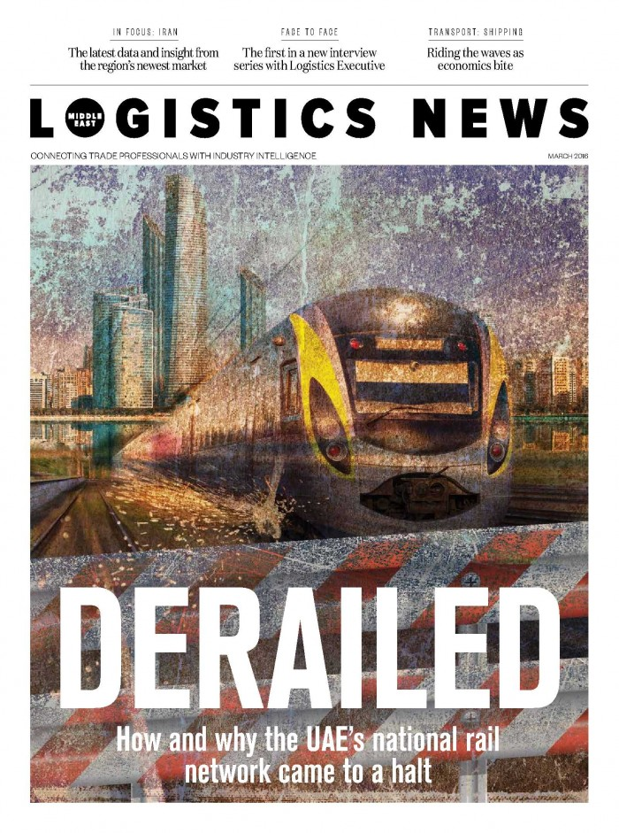 Logisitc News front cover