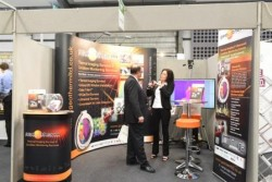 Louise at Geo Therm Ltd stand SNS2016