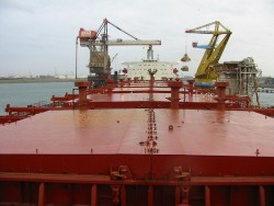 Geo Therm Ltd - ship hatch Inspections