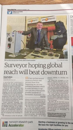 Geo therm Ltd - EDP Full Page Article