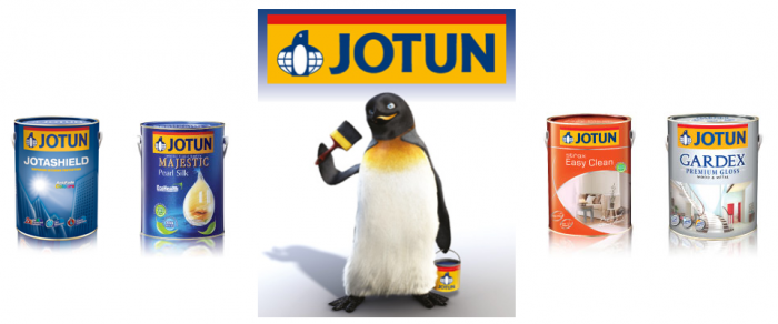 Jotun Paints use Geo Therm Ltd thermographic surveys