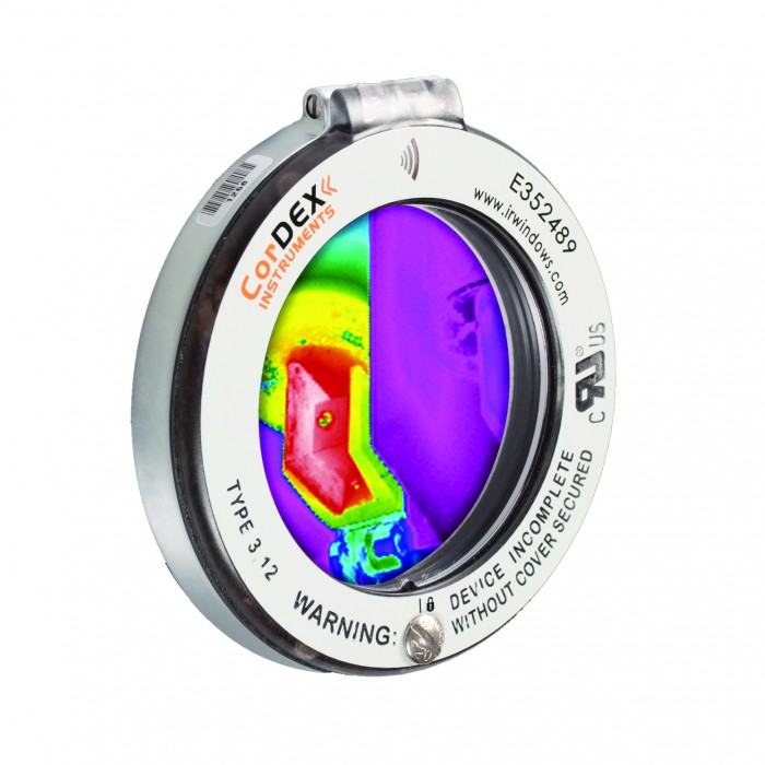 CorDEX IR Window