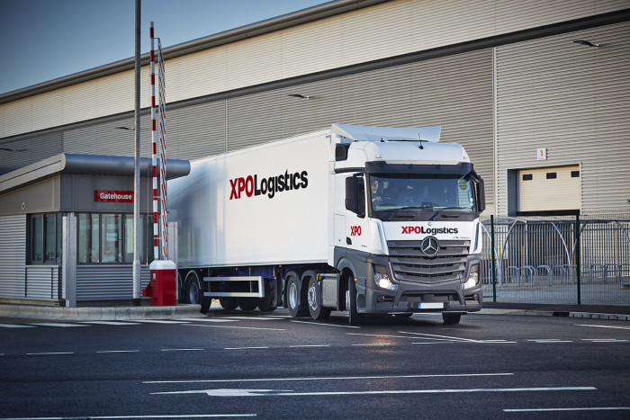 XPO logistics Gatehouse